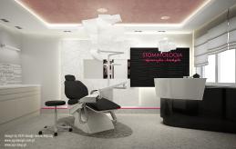 12 projekt wnętrza gabinetu stomatologicznego 1