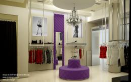 9 projekt wnętrza sklepu